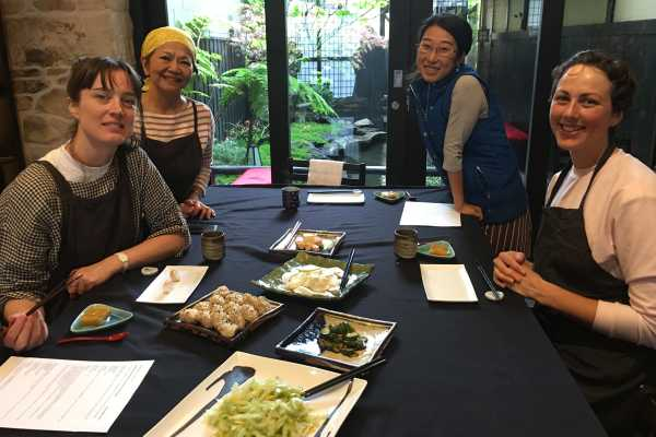 Japanese Pickles Workshop
