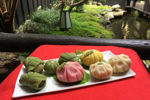 Wagashi Workshop